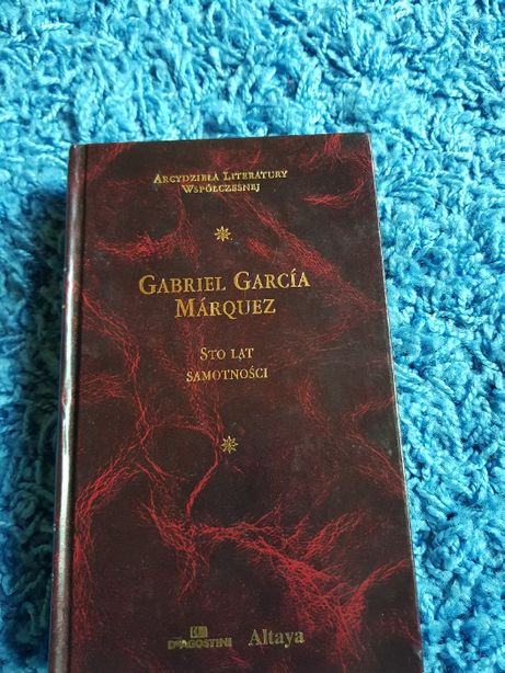 Sto lat samotności -Gabriel García Marquez