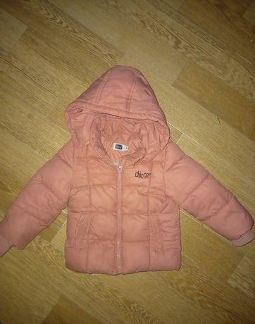 Курточка Chicco тёплая