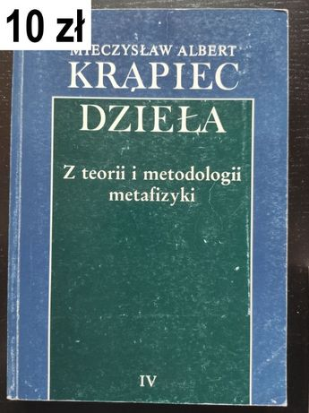 Krąpiec, M. A., Z teorii i metodologii metafizyki
