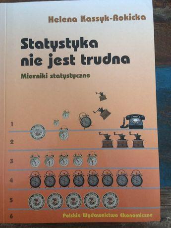 Statystyka nie jest trudna, Helena Kassyk-Rokicka