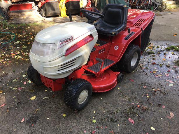 Traktorek kosiarka MTD Gutbrod 20HP B&S V TWIN