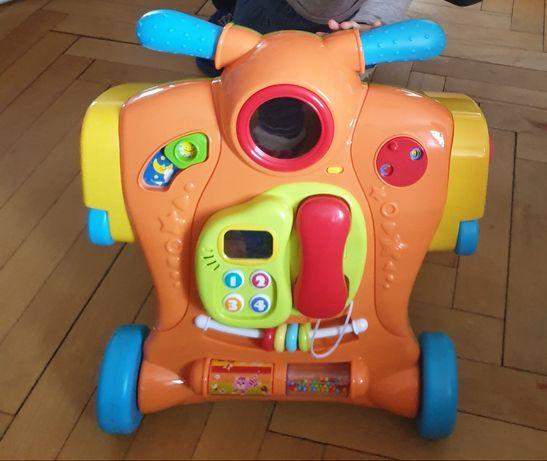 Pchacz jeździk Baby Walker firmy Smiki
