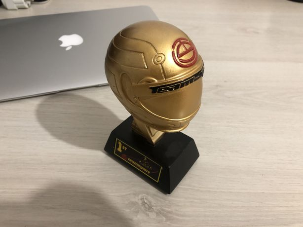 Статуэтка (фигурка) наградная Шлем