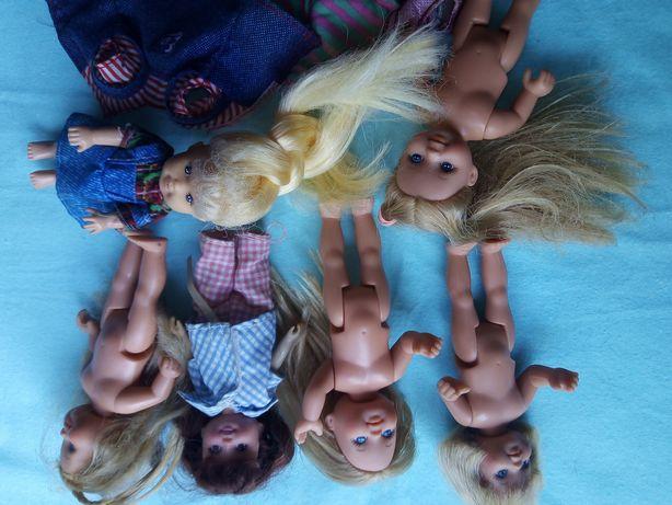 Куклы Simba набор 6шт с одеждой