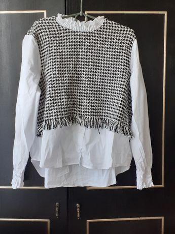 Трендовая блуза от Zara