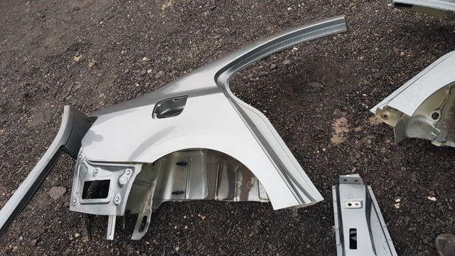 Jetta 6 четверть кузова задняя правая! Крыло заднее