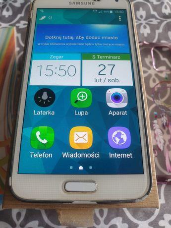 Samsung galaxy S5 komplet sprawny