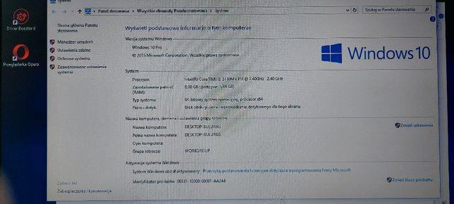 laptop samsung NP-350 E5C-S04PL SPRAWNY