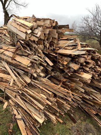 Zrzyna tartaczna, drewno opałowe, drewno