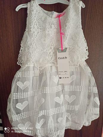 Платье платечко
