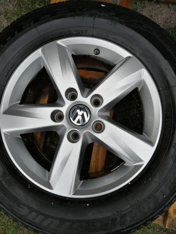 Alufelga koło touareg 17 cali oryginalna VW 7P6 601 02A