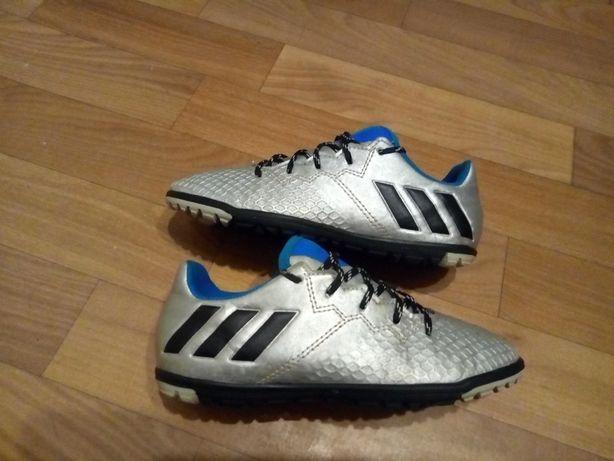 Сороконожки Adidas Messi 16.3 29,5р.сост.отл.оригинал