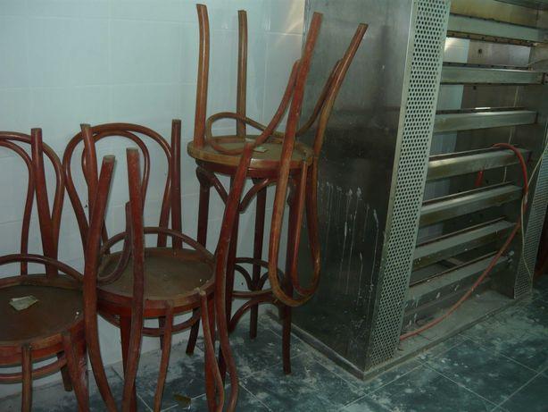Krzesła do Baru - Kawiarni , gięte