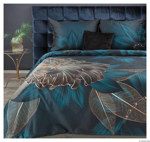 Pościel 160x200 z makosatyny Premium 6 z designerskim wzorem