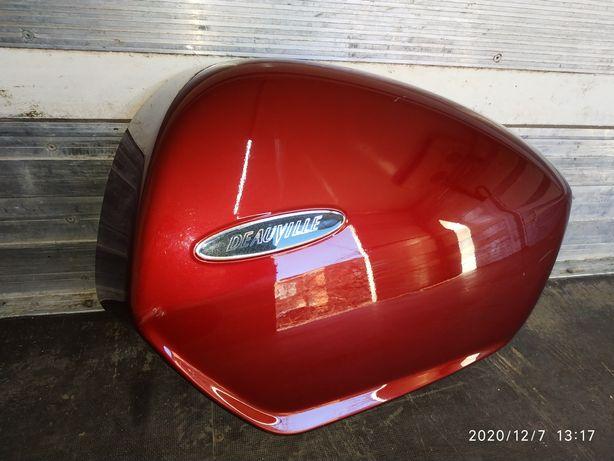 "Продам кофр на мотоцикл Хонда ""Девиль"" NT700V."