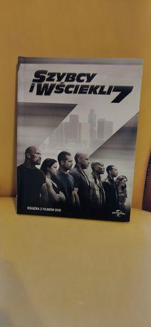 SZYBCY I WŚCIEKLI 7 - DVD na sprzedaż