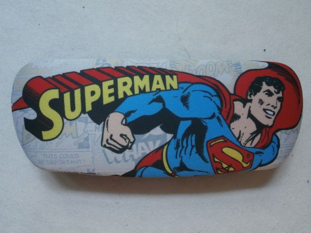 Etui na Okulary Superman Dc Comics orginal