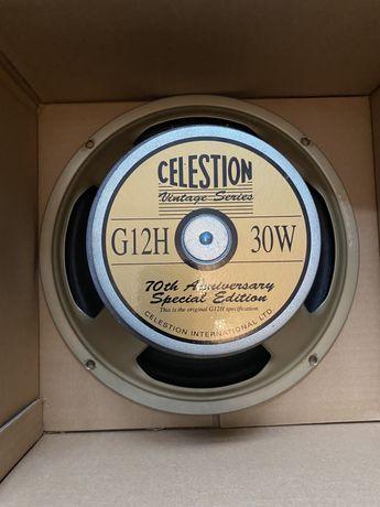 "Altifalante guitarra Celestion Heritage 70th Anniversary SE 12"" 8hm."