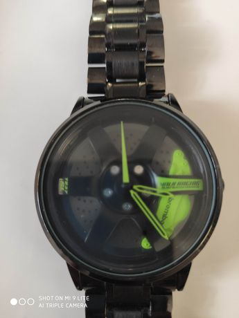 Sportowy zegarek Brembo tuning alufelga