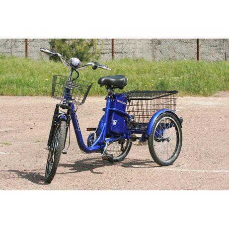 Электровелосипед 3 цикл