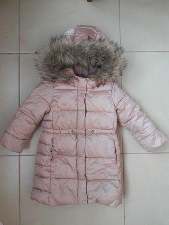 Куртка зима/демисезон Gap на 3-4 года + полукомбинезон Elmi размер 110