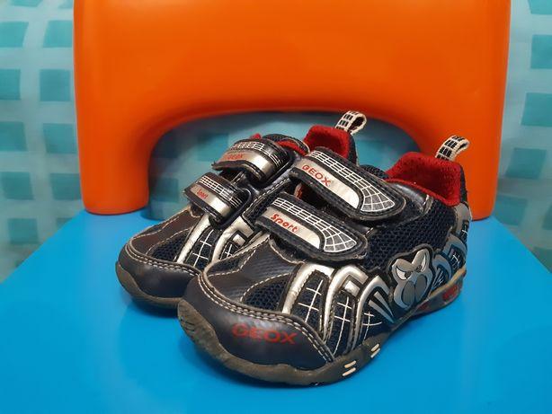 Geox кроссовки на мальчика 21 размер 13 см Джеокс