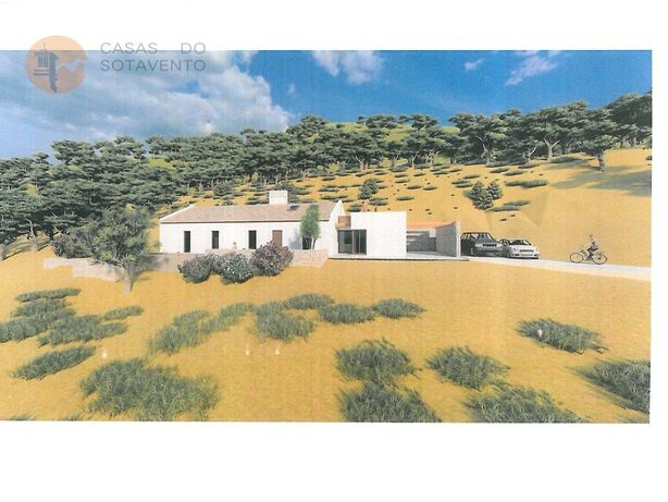 Terreno com Projeto e chave na mão, Faro
