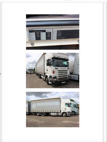 Scania R420 LB 6x2HNA