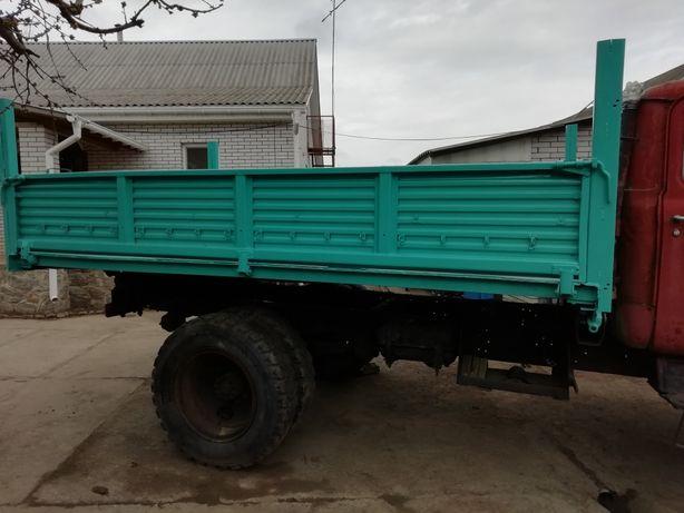 кузов газ 53 самосвал