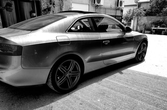 Audi a5 coupe 2.0 tdi