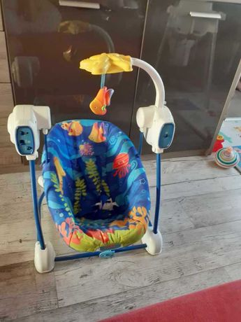 Bujaczek fisher price