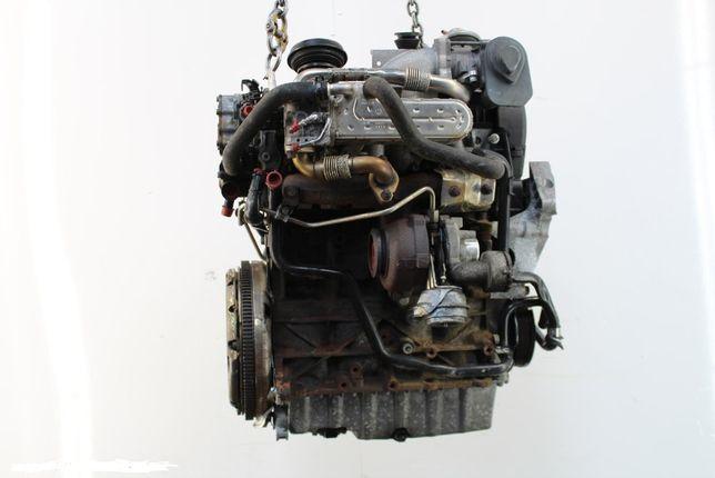 motor volkswagen / AUDI 1.9 tdi 105 cv ref :BXE