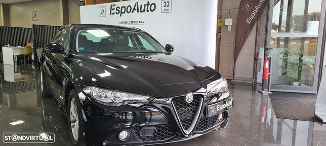 Alfa Romeo Giulia 2.2 D MT6