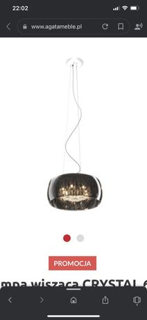 Żyrandol/lampa wiszaca