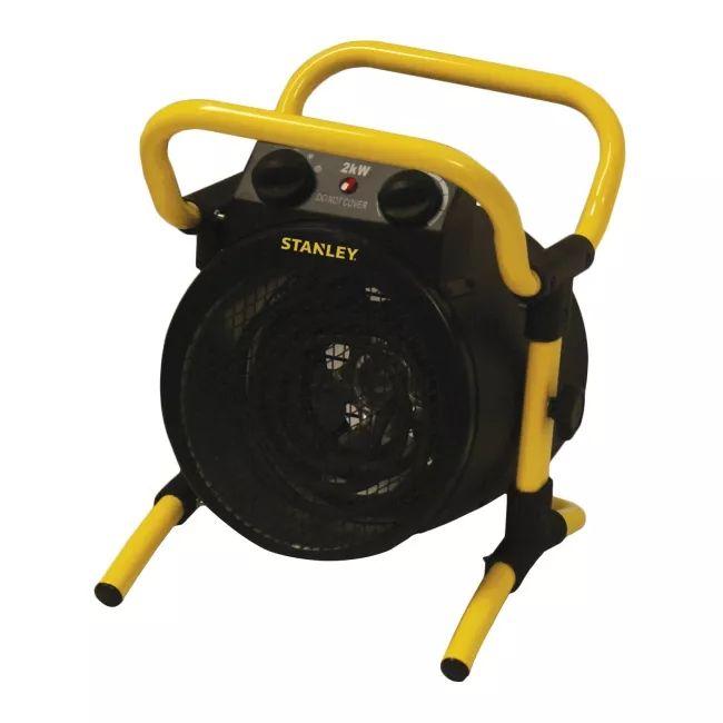 Nagrzewnica elektryczna Stanley 2 kW 2000W grzejnik przemysłowa Poleca Będzin - image 1