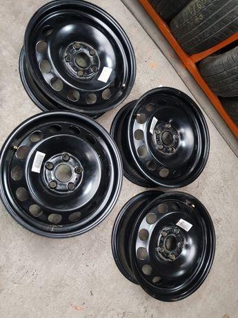 Felgi Stalowe Volkswagen-Skoda R16 5x112 ET43-6J