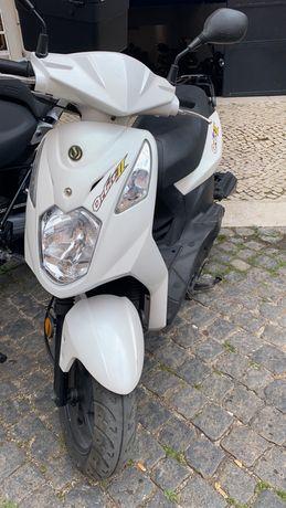 Scooter Sym Orbit II 50cc