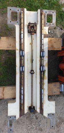 Rama baza oś stół CNC podstawa konstrukcja ploter frezarka