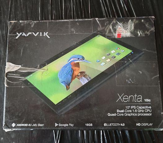 Yarvik xenta 10 ic 16GB uszkodzony zbity ekran