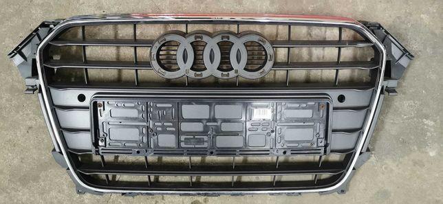 Atrapa zderzaka Audi A4 B8 polift