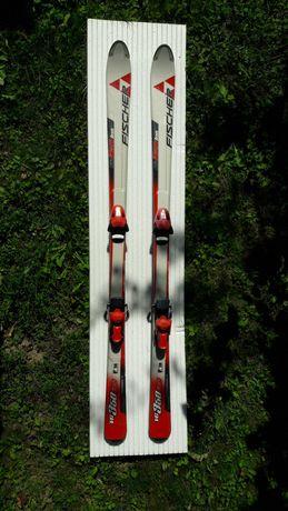 Карвінгові лижі FISCHER VC 350 ICE 158 см