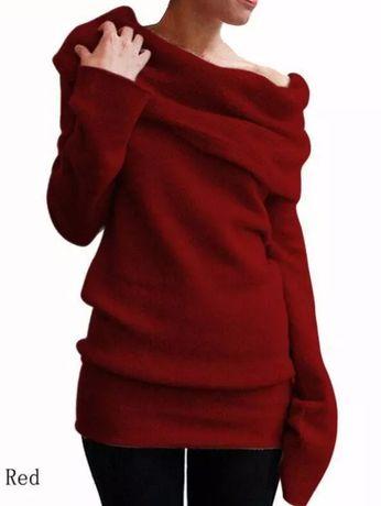 Duas camisolas de cor vermelha (M) - como NOVAS!