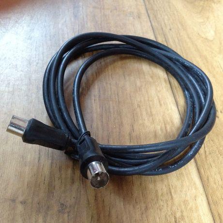 Kabelek kabel przewód do dekodera i telewizora dł. 1,8 mb
