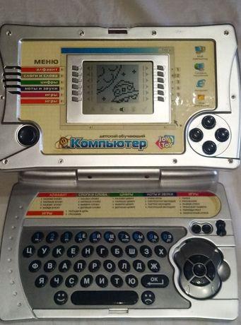 Детский обучающий компьютер Joy Toy. QX-1029.