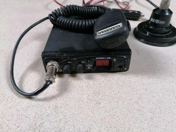 CB Radio Gamma I AM