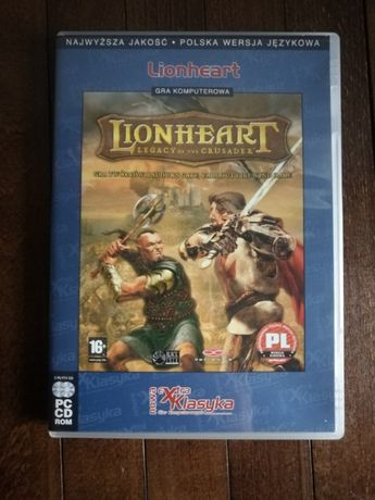 Lionheart Legacy of the Crusader PC