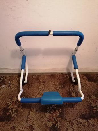 Kołyska do ćwiczeń fizycznych.
