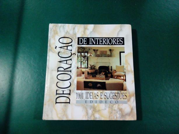 Livro decoração interiores