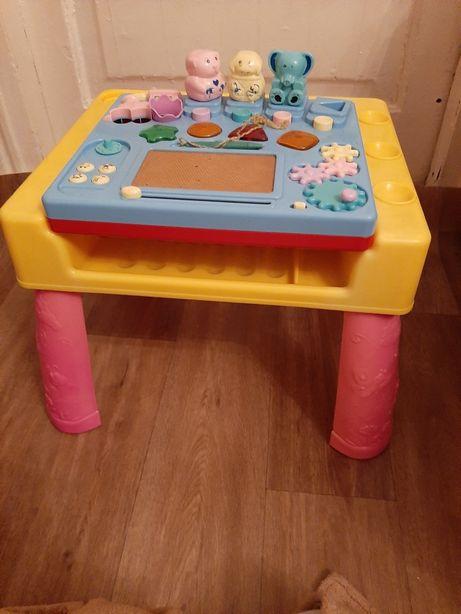 Столик игральный детский
