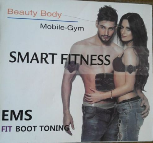 Миостимулятор (тренажер) для мышц Smart Fitness EMS Fit Boot Toning
